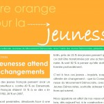 Livre Orange