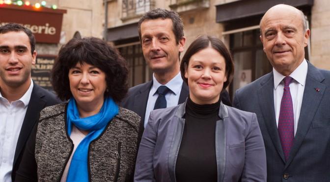 Elections départementales : l'heure du changement ! #GirondePositive