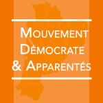 Elus du Mouvement Démocrate & apparentés de la Nouvelle Aquitaine