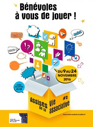 Assises de la vie associative Saint-Médard 2016